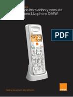 Livephone Sagemcomd46w Guia Rapida