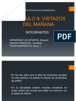 Empresas Sociales CAPITULO VIII