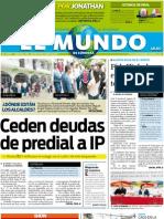 Portada El Mundo de Córdoba 30-06-11