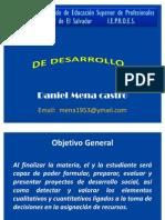 GESTIÓN DE PROYECTOS   Presentación