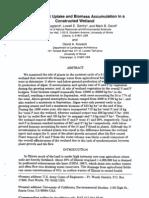 Hoagland Et Al J Freshwater Ecol 2001