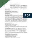 Patterns of Haemodynamic Abnormality