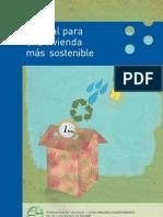 Manual Para Vivienda  Sostenible