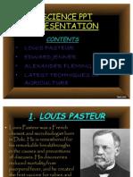 Science Ppt Presentation