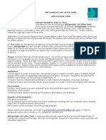 Antigonight application form