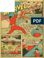 (1941) Captain Marvel and the King of the Crater