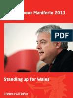 Welsh Labour Manifesto