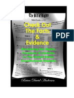 Check Out the Facts Evidence by Brian David Andersen