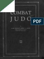 Combat Judo - Staff Sergeant Robert L. Carlin 1945