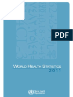 World Health Statistics 2011