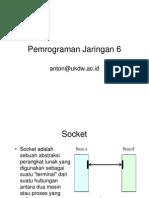 PEMROGRAMAN JARINGAN-Modul6