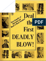 Deal the First Deadly Blow! - United States Army 1971