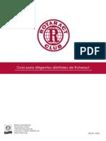 Manual de RDR