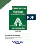 Microfinanzas Estudio de Casos