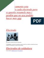 Los Electrodos