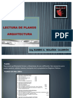 LECTURA DE PLANOS 01