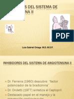 Inhibidores de angiotensina