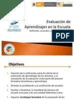 Evaluación de aprendizajes en la escuela_FCMS 21jun2011