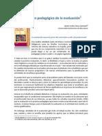 JORBA Y SANMARTI La Funcion Pedag de La Eval 2