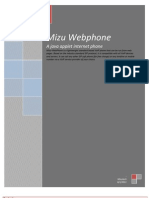 Mizu_WebPhone