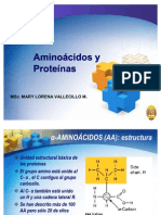 aminoácidos y proteínasii