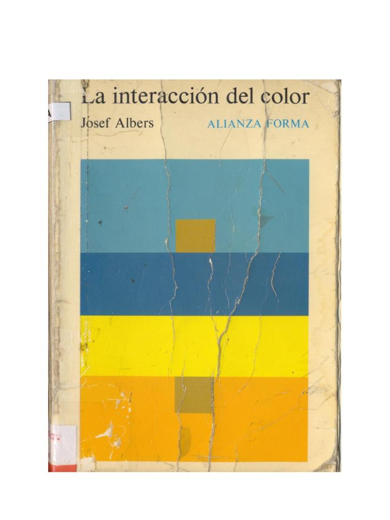 Albers Interaccion Del Color