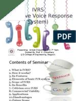 IVRS Presentation
