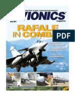 Avionics - Rafale in Combat 2011 07