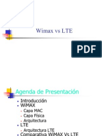 Wireless Clase 9 - Wimax LTE