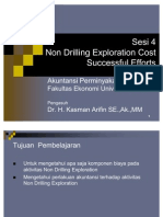 Sesi 4. Non Drilling Exploration Costs