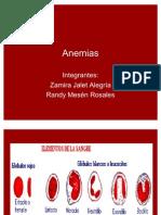 Anemias (Randy y Zamira)