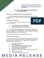 CONSUMERADVISORYUPDATEONPRODUCTSDETECTEDTOCONTAINM[1]