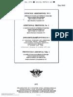 protocolo Adicional nº1 al convenio de Varsovia Montreal 1975