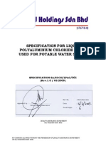 201003240324460.Specification for Liquid Polyaluminium Chloride (Lpac) -1