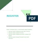 Bahan Ajar Register