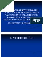 t.50ASPECTOS PREVENTIVOS EN LA PRACTICA DE ACTIVIDAD FÍSICA