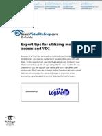 LogMeIn sVirtualDesktop SO#034100 E-Guide 042811