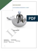 Dissertation Report
