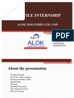 48360423 Alok Industries