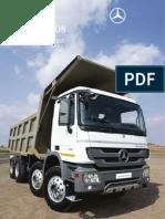 Mercedes Benz Actros_brochure