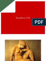 Escultura S XX
