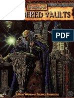 Warhammer Frp - 2Nd Edition - Plundered Vaults