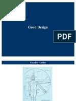 Good Design Escandinavo Italia, Gute Form