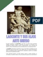 El grupo escultórico de Laocoonte y sus hijos
