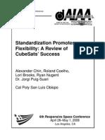 Standardization Promotes