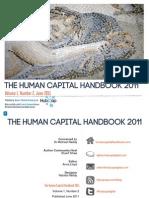 Human Capital Handbook_V1N2Jun11