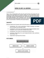 Topik 1 Makna Ulum Quran