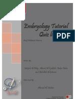 Embryo Quiz Tutorial