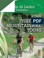 Valle di Ledro, Tremalzo. Itinerari MTB