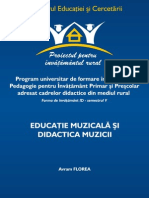 didactica muzicii